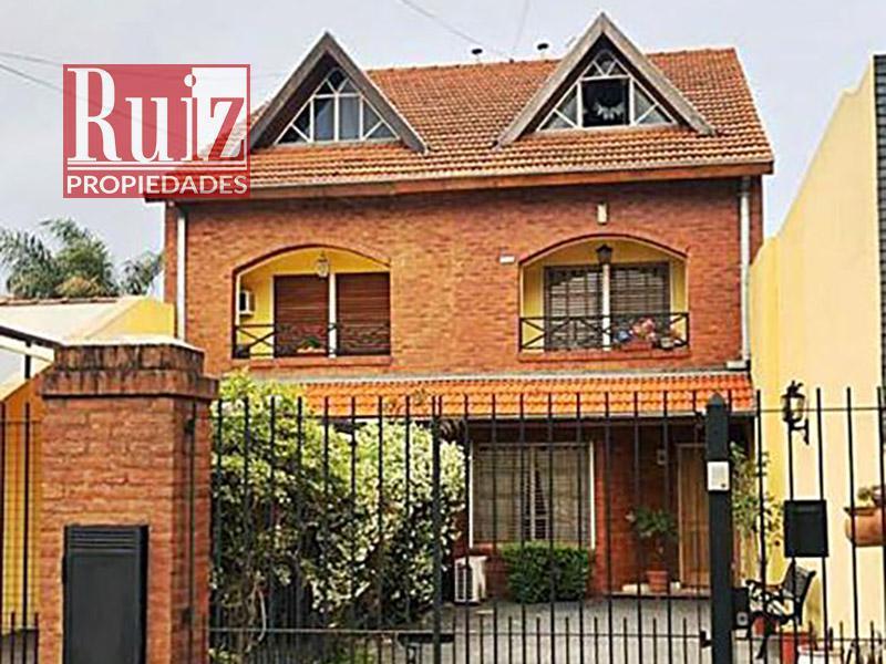 Foto Casa en Venta en  Carapachay,  Vicente Lopez  Ascasubi al 5300