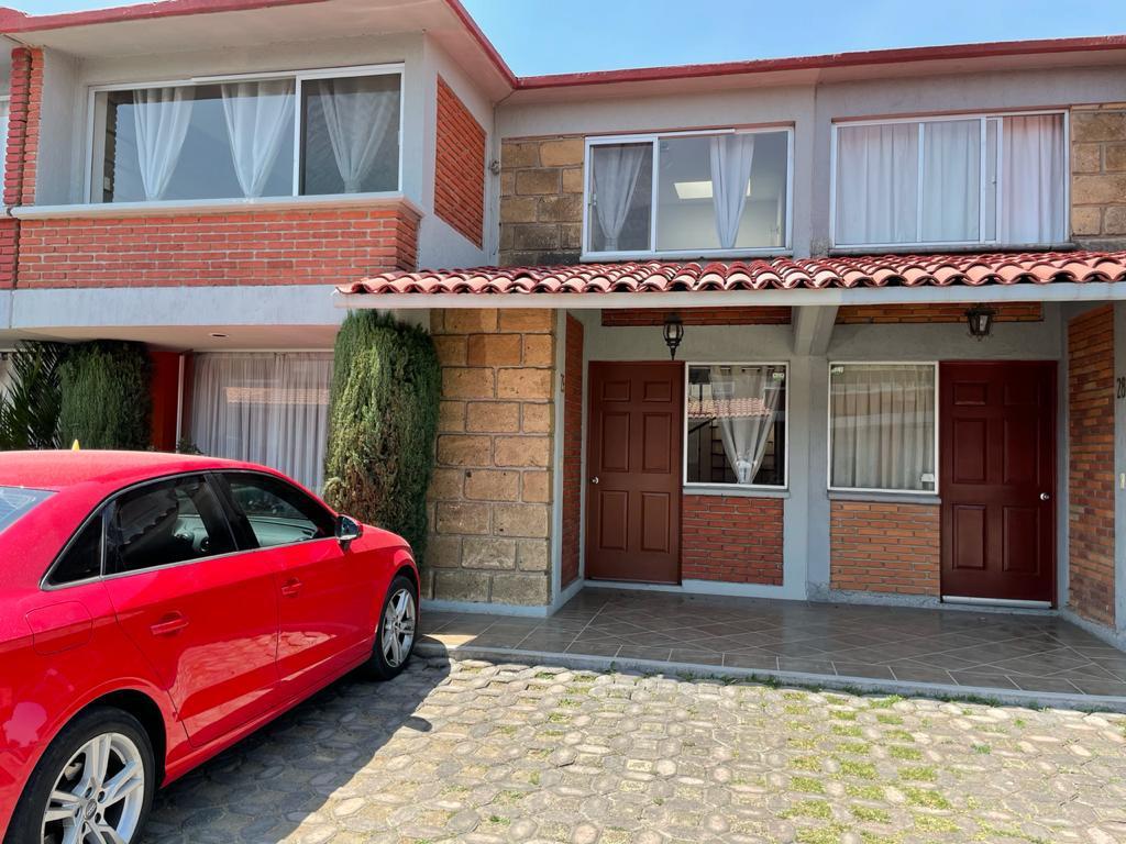 Foto Casa en condominio en Renta en  La Gavia,  Metepec  AV. Tecnológico Fraccionamiento La Gavia Metepec Estado de México