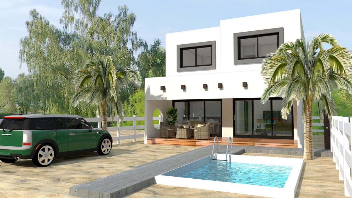Foto Casa en Venta en  Pueblo Chicxulub Puerto,  Progreso  casa en venta en la playa, merida, cerca de progreso