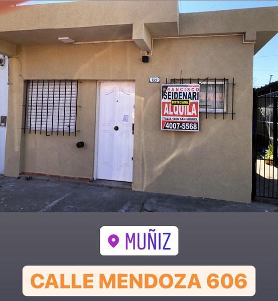 Foto Departamento en Venta en  Muñiz,  San Miguel  Mendoza al 600