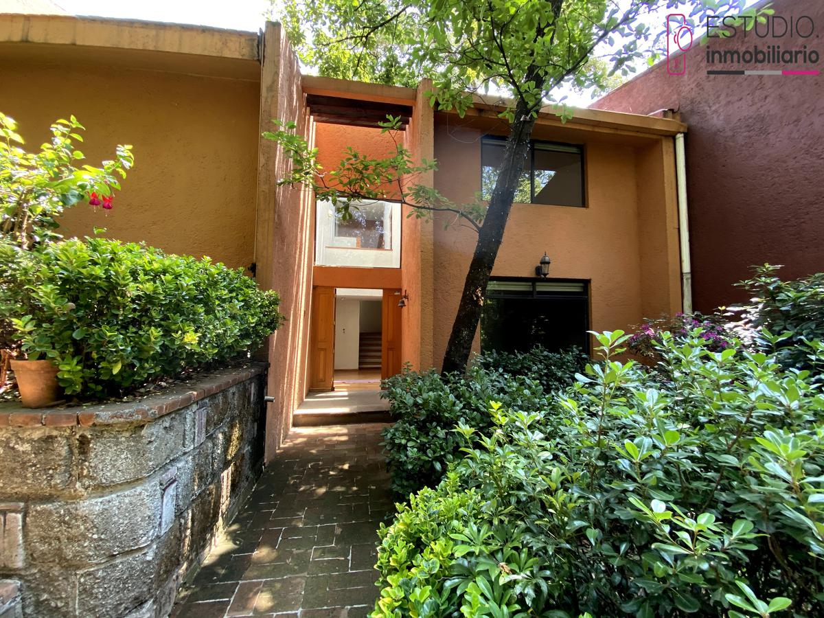 Foto Casa en Venta en  Lomas de Vista Hermosa,  Cuajimalpa de Morelos  CASA EN VENTA VISTA HERMOSA.villas en el bosque