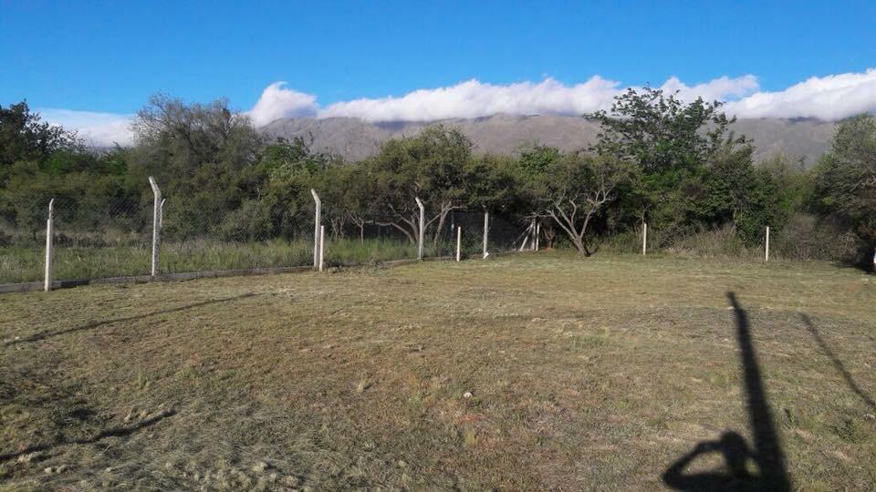Foto Terreno en Venta en  Los Estribos,  Merlo  VENTA DE TERRENO BARRIO LOS TRONCOS 580 M2
