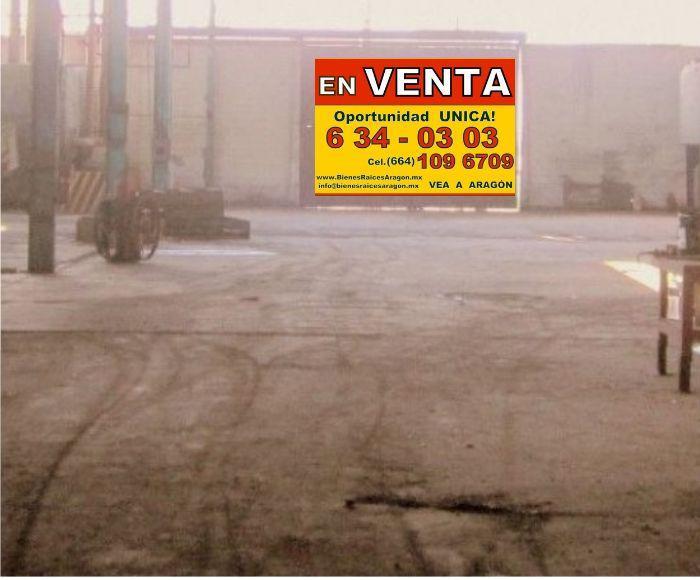 Foto Terreno en Venta en  Garita Otay,  Tijuana  VENDEMOS ENORME TERRENO TOTALMENTE  INDUSTRIAL Y COMERCIAL 10,000 Mts Otay Garita. Comi