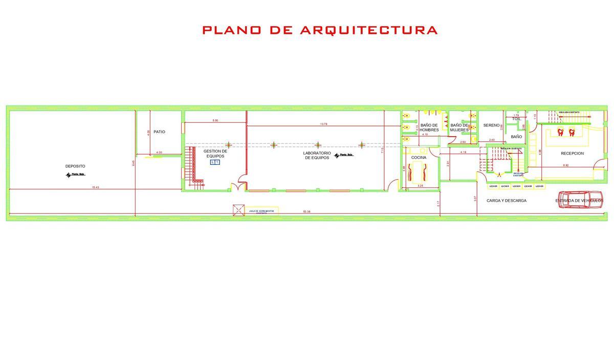 Foto Edificio Comercial en Alquiler en  Villa Crespo ,  Capital Federal  castillo al 700
