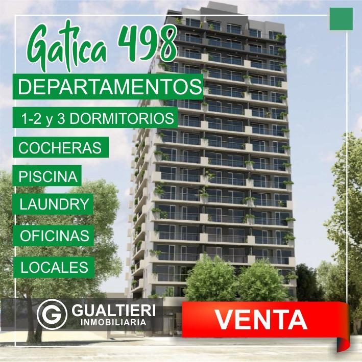 Foto Departamento en Venta en  Capital ,  Neuquen  GATICA al 400 - OPORTUNIDAD - VENTA EN POZO - DE 30 A 135 M2
