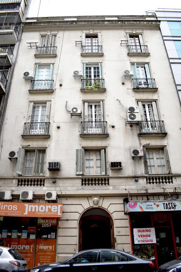Foto Departamento en Alquiler en  Recoleta ,  Capital Federal  Libertad  al 1000
