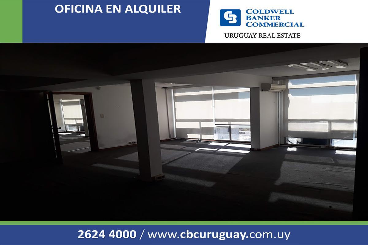Foto Oficina en Alquiler en  Centro,  Montevideo          Convención 1343 apto.901