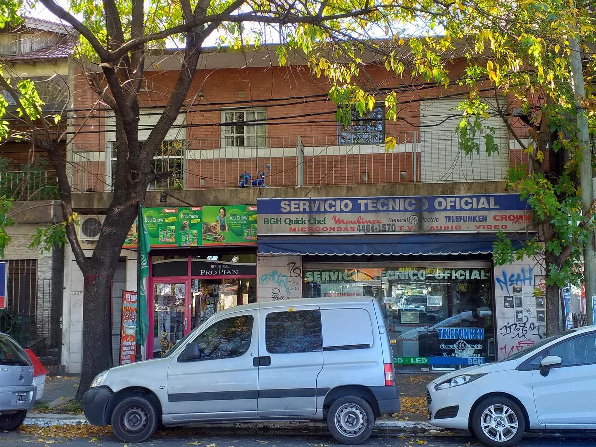Foto Terreno en Venta en  Ramos Mejia,  La Matanza  Av. de Mayo 1452