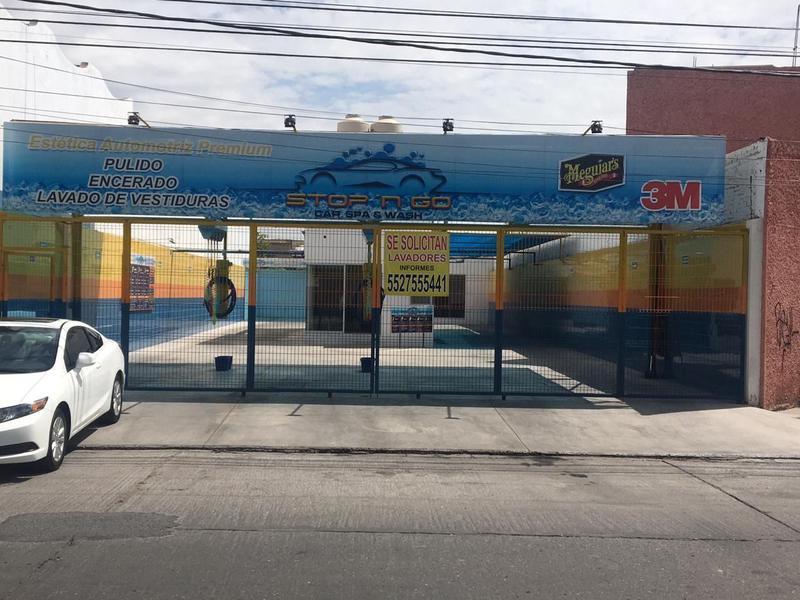 Foto Local en Venta en  Tangamanga,  San Luis Potosí  TRASPASO DE AUTOLAVADO, SAN LUIS POTOSÍ