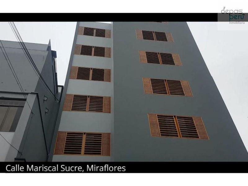 Foto Departamento en Venta en  Miraflores,  Lima  Calle Mariscal Sucre