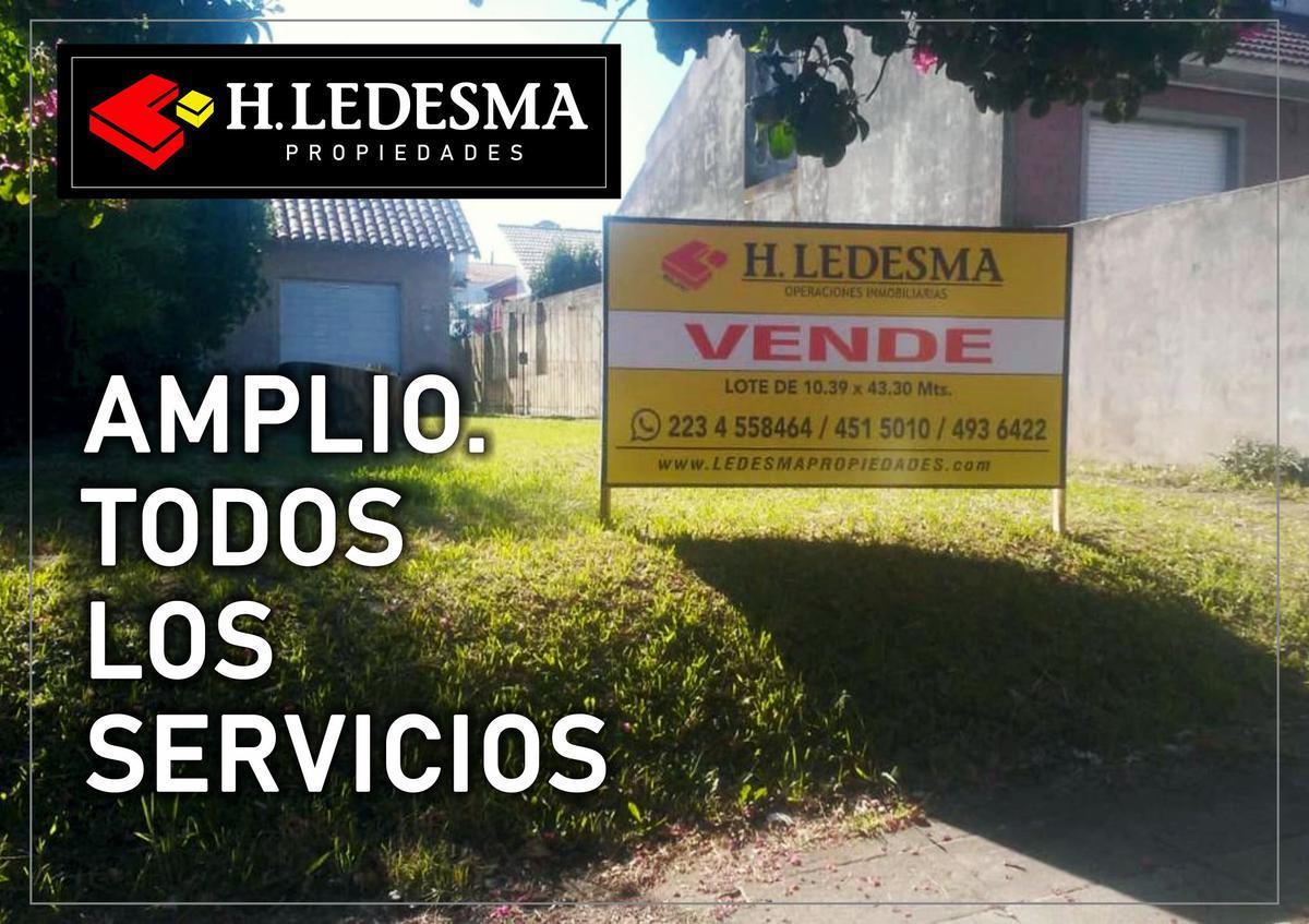 Foto Terreno en Venta en  San Carlos,  Mar Del Plata  OLAVARRIA  4500
