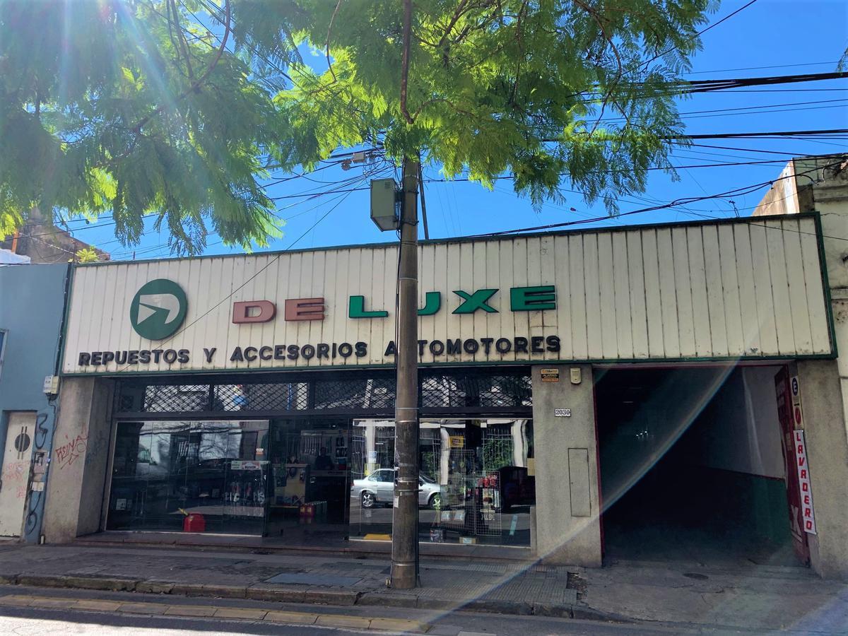 Foto Galpón en Venta en  Macrocentro,  Rosario  Salta 2030