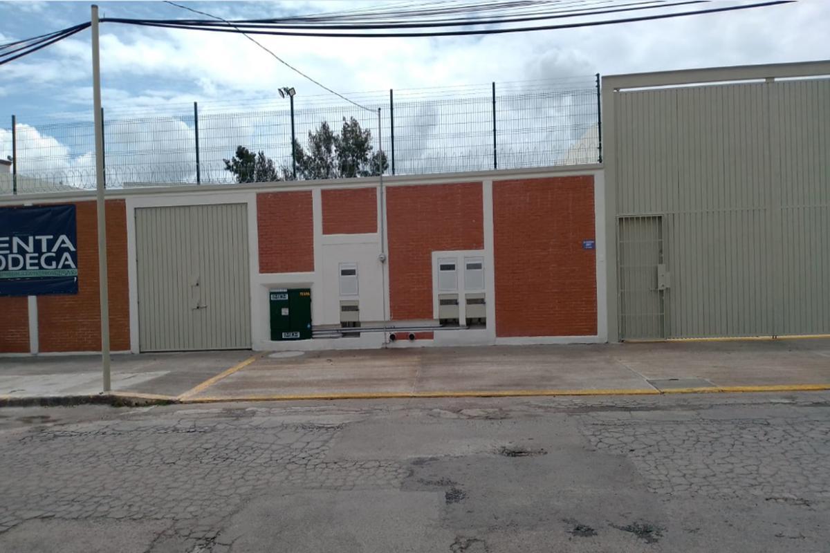 Foto Bodega Industrial en Renta en  Puebla ,  Puebla  SE RENTA BODEGA NUEVA  EN LOS GAVILANES