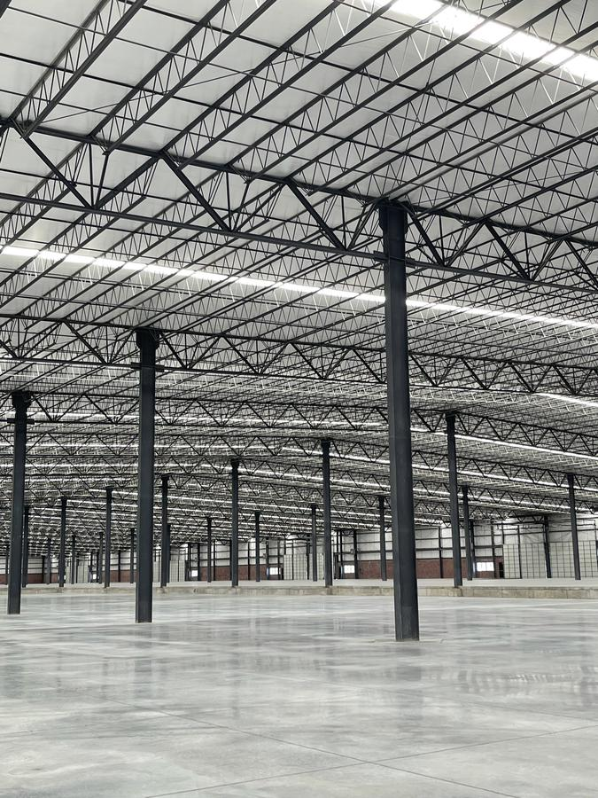 Foto Nave Industrial en Renta en  Guadalupe ,  Nuevo León  NAVE INDUSTRIAL  NUEVA EN RENTA EN  BULEVARD  MIGUEL DE LA MADRID