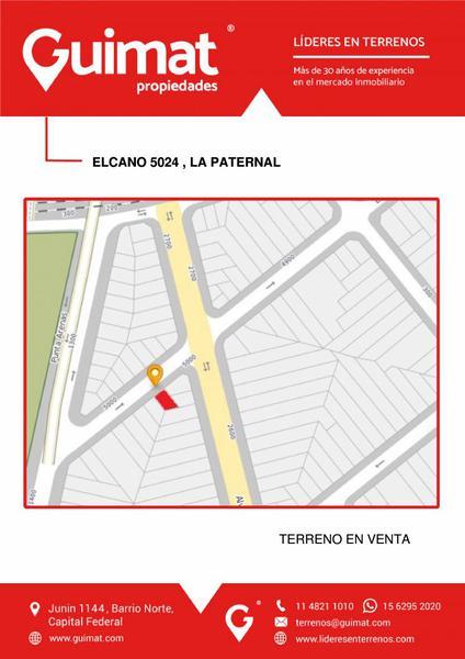 Foto Galpón en Venta en  Paternal ,  Capital Federal  ELCANO al 5000