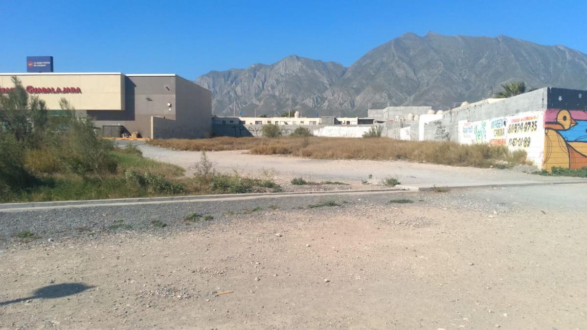 Foto Terreno en Renta en  Valle de Lincoln,  García  Valle de Lincoln