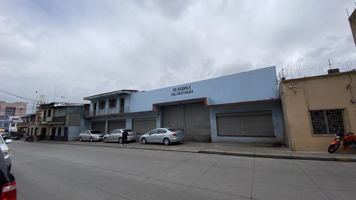 Foto Bodega Industrial en Venta en  Villa Adela,  Tegucigalpa  Bodega en Sexta Avenida, Comayaguela