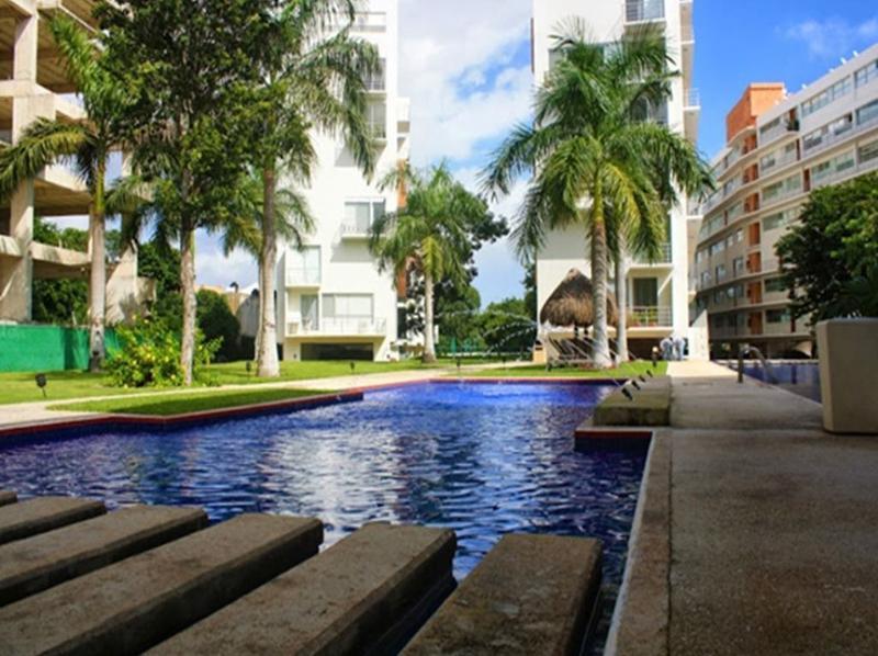 Foto Departamento en Venta en  Supermanzana 16,  Cancún  DEPARTAMENTO AMUEBLADO EN RENTA EN CANCUN EN TZIARA
