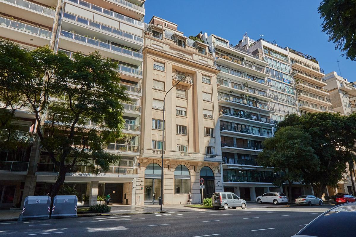 Foto Departamento en Venta en  Palermo Chico,  Palermo  Figueroa Alcorta al 3000