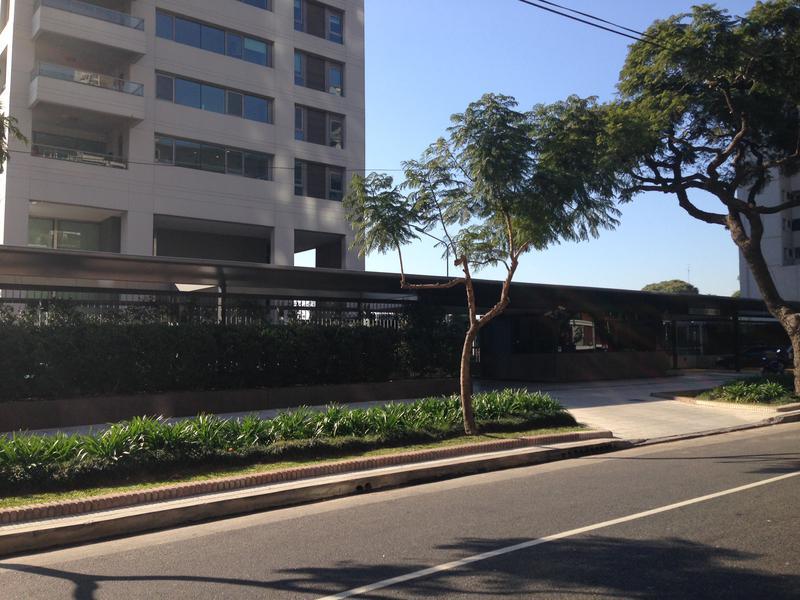 Foto Departamento en Alquiler en  Palermo Chico,  Palermo  Avenida Figueroa Alcorta al 3500 - Le Park Alcorta