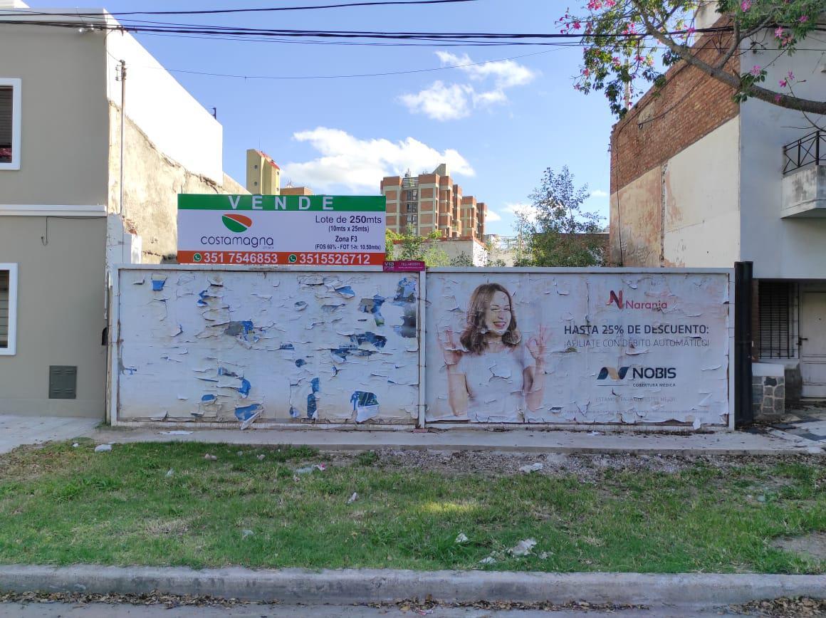 Foto Terreno en Venta |  en  General Paz,  Cordoba  Terreno Juniors * ÚNICO * 250m * Excelente Ubicación