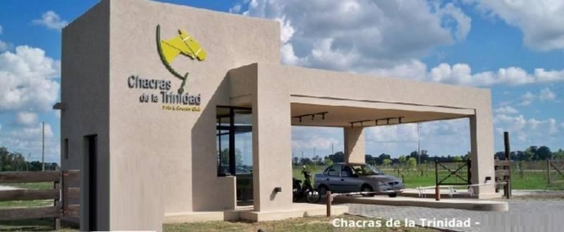 Foto Chacra en Venta en  Chacras de la Trinidad,  Countries/B.Cerrado (Cañuelas)  Chacras la Trinidad. Vende. Ruta 205 al 100