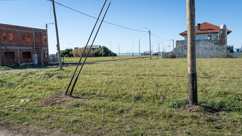 Foto Terreno en Venta en  Balneario Santa Elena,  Mar Chiquita  Frente Mmar