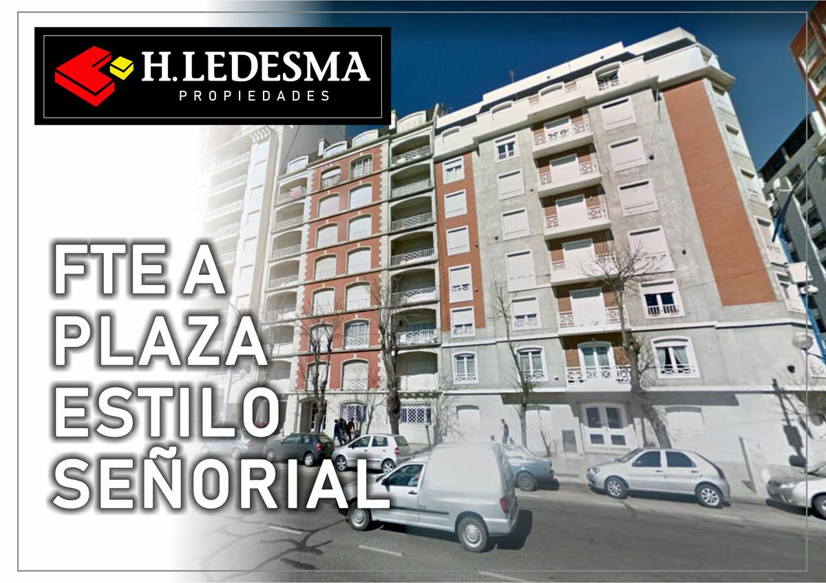 Foto Departamento en Venta en  Plaza Colon,  Mar Del Plata  AV COLON 1900 • FRENTE A PLAZA