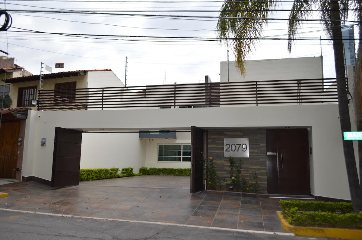 Foto Casa en Renta en  Country Club,  Guadalajara  Mar Rojo 2079