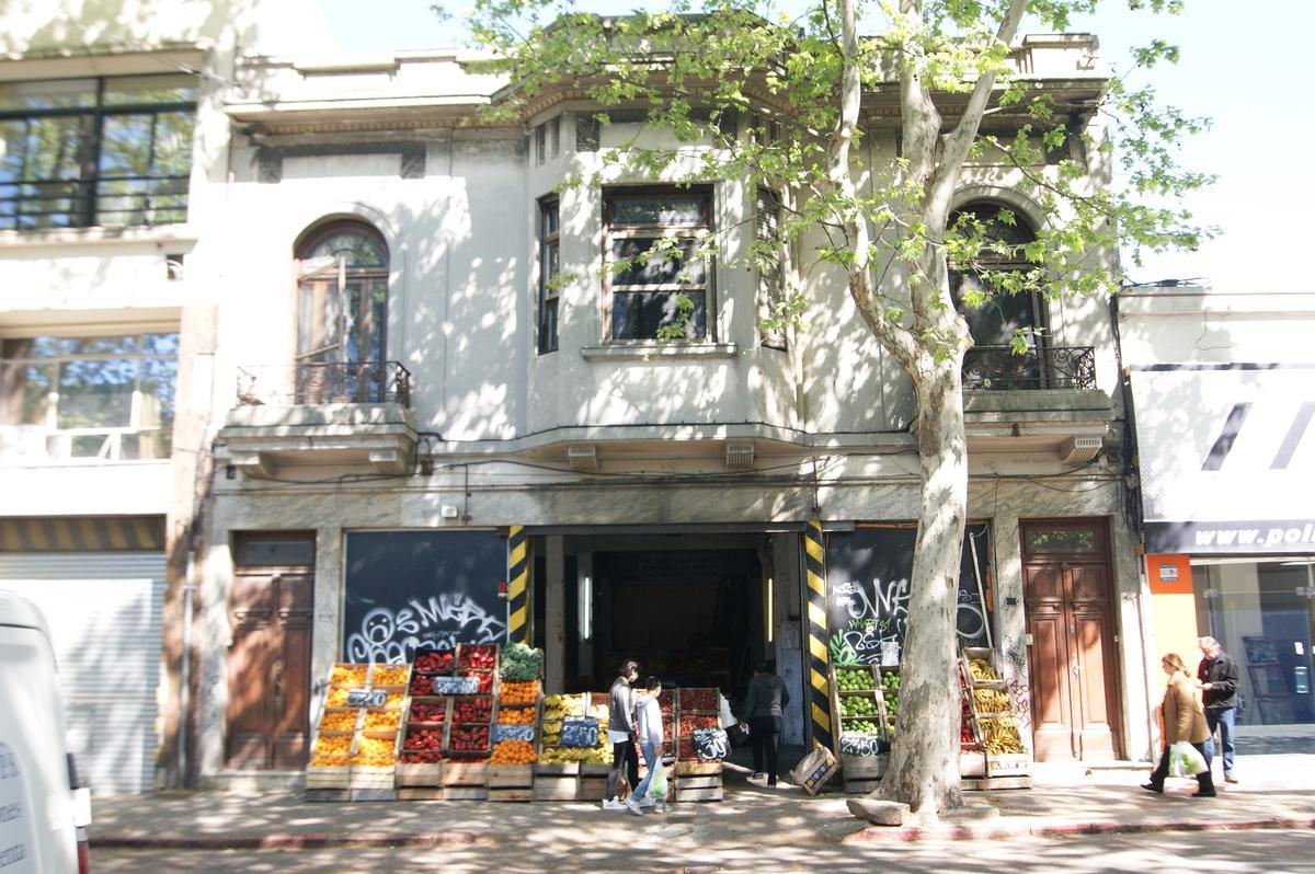Foto Terreno en Venta en  Centro (Montevideo),  Montevideo  Aquiles Lanza al 1200