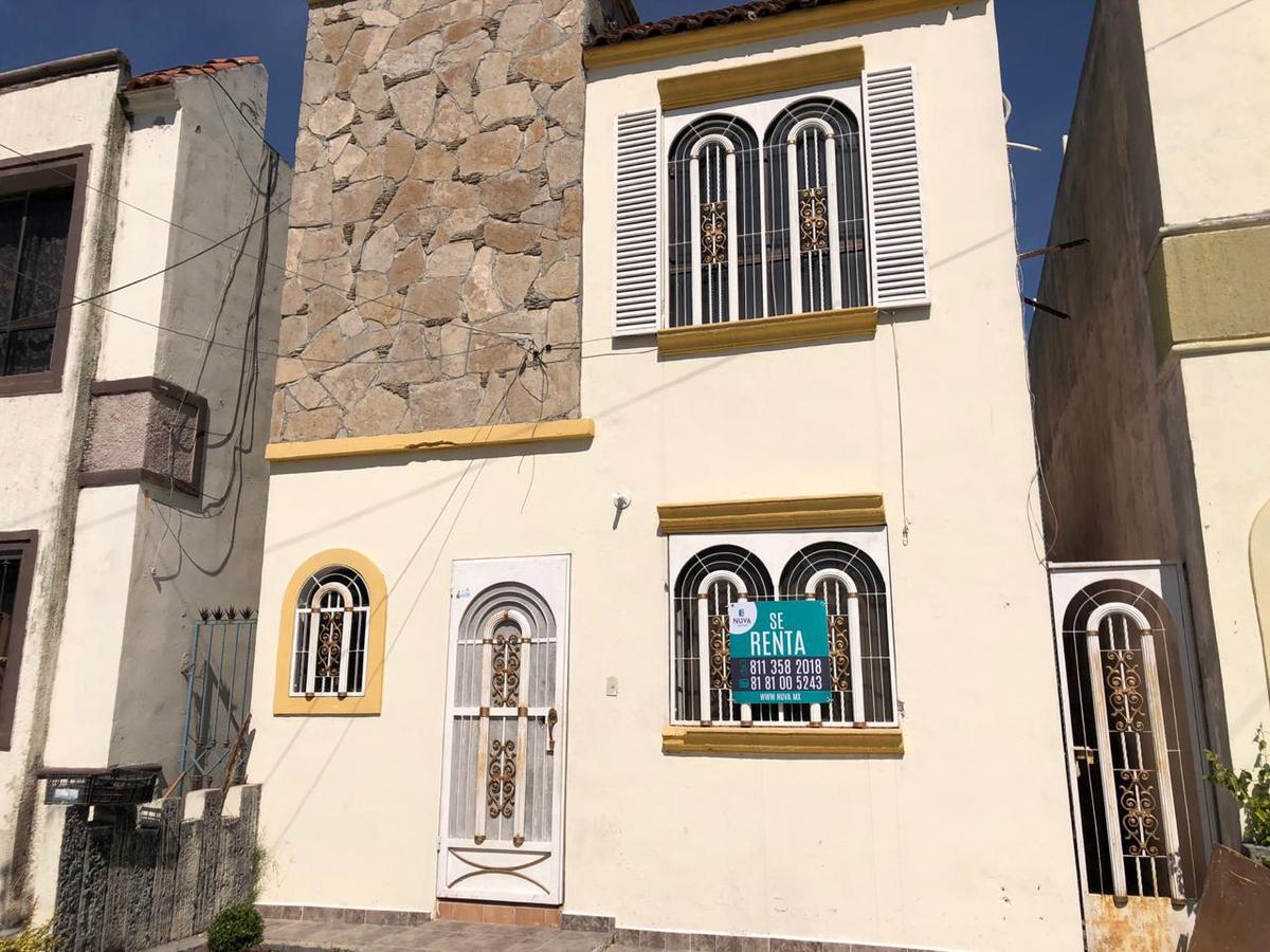 Foto Casa en Renta en  Misión de San Miguel,  Apodaca  Misión de San Miguel