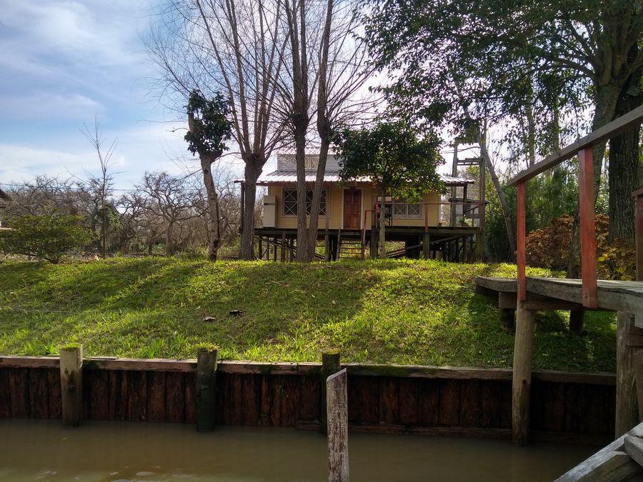 Foto Casa en Venta en  Boraso,  Zona Delta Tigre  Arroyo Boraso