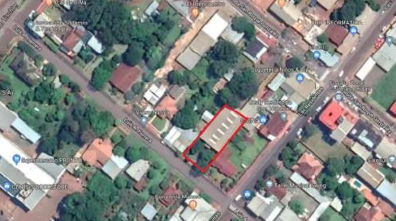 Foto Galpón en Venta en  Hohenau ,  Itapúa  Distrito de Hohenau, Departamento de Itapúa.