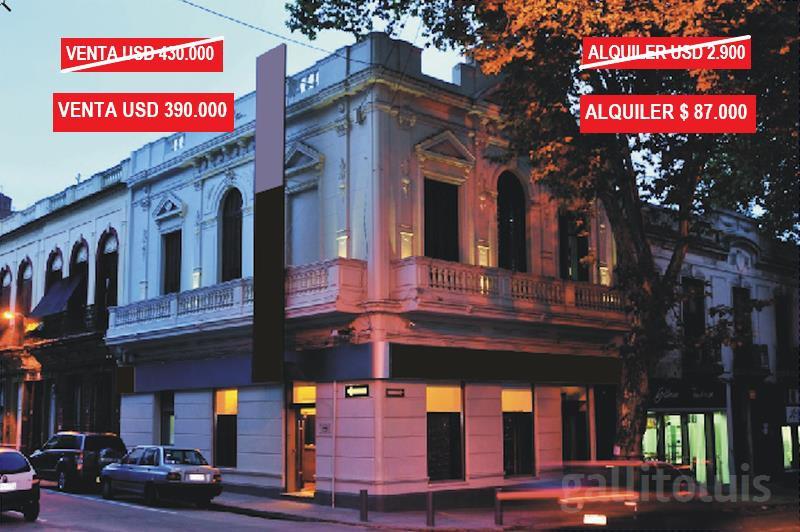 Foto Local en Alquiler en  Centro ,  Montevideo  Constituyente al 1801