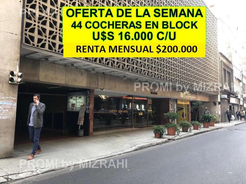 Foto Cochera en Venta en  Microcentro,  Centro (Capital Federal)  Viamonte al 600