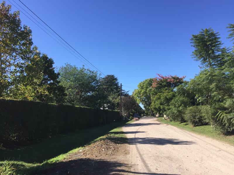 Foto Terreno en Venta en  Villa Elisa,  La Plata  405 esquina 24