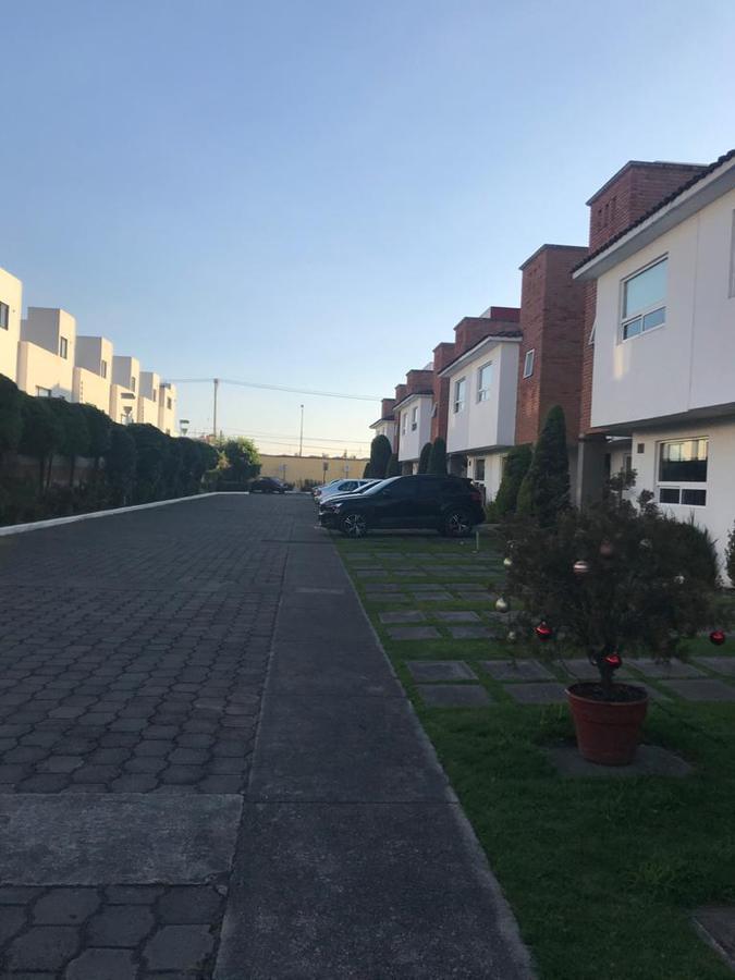 Foto Casa en condominio en Renta en  La Concepción,  San Mateo Atenco  FRANCISCO JAVIER MINA, CONDOMINIOPERALES, SAN MATEO  ATENCO