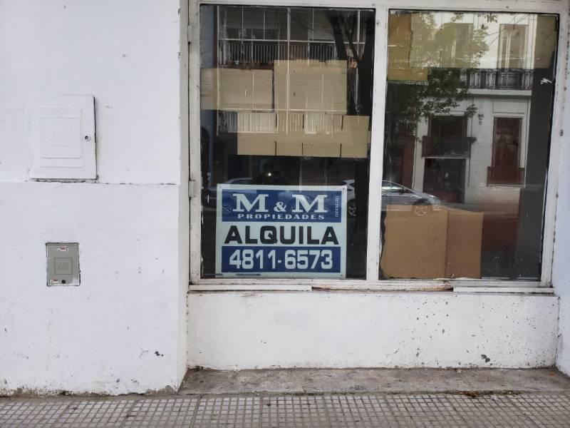 Foto Local en Alquiler en  Almagro ,  Capital Federal  Gallo al 800