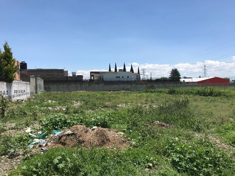 Foto Terreno en Venta en  Comisión Federal de Electricidad,  Toluca  TERRENO EN VENTA, TOLUCA.