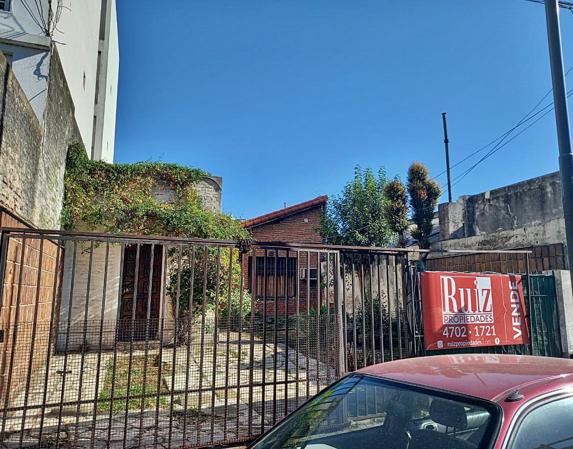 Foto Terreno en Venta en  Saavedra ,  Capital Federal  Av. Gral. Paz al 1100