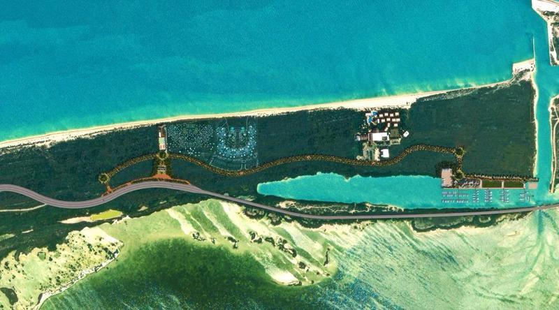 Foto Departamento en Venta en  Telchac Puerto ,  Yucatán  Departamento ALMARES en KINUH