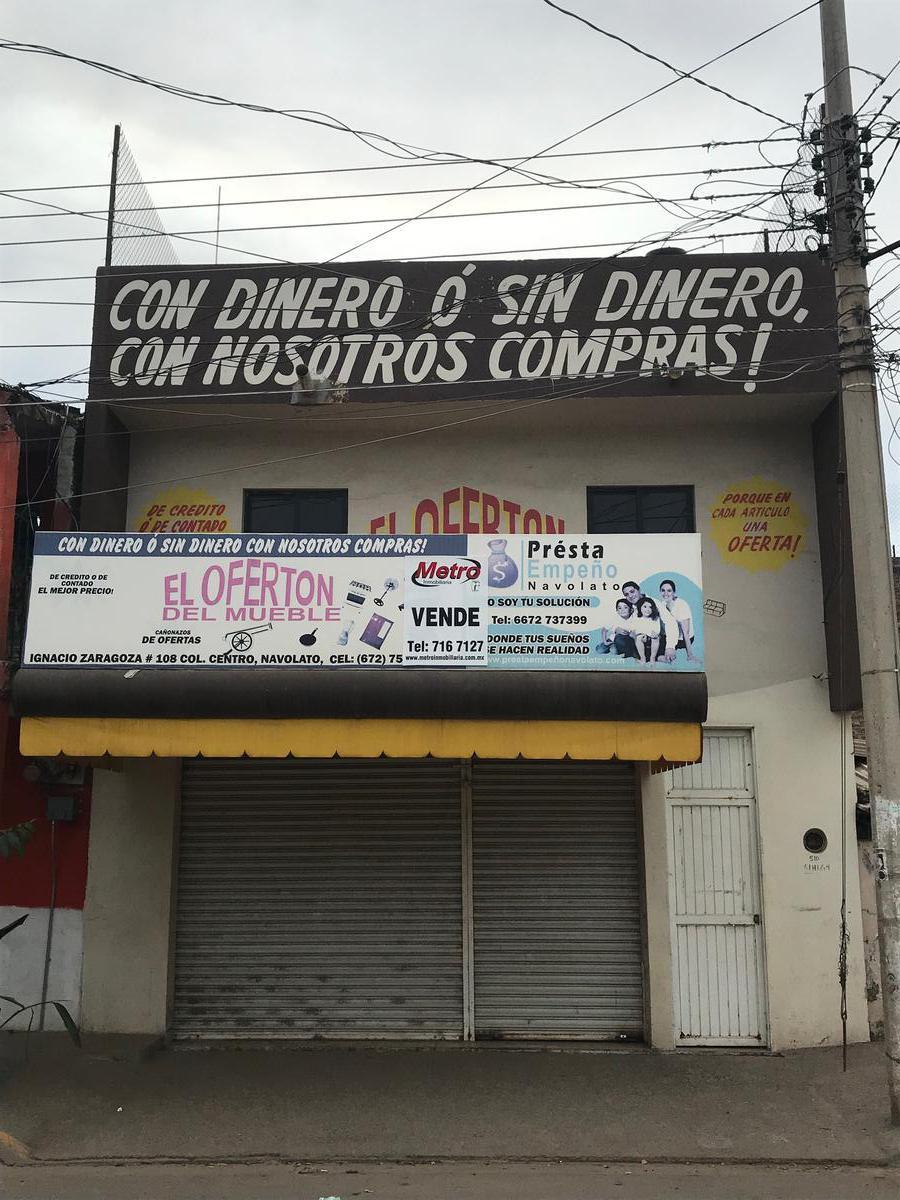 Foto Local en Venta en  Navolato ,  Sinaloa  NAVOLATO