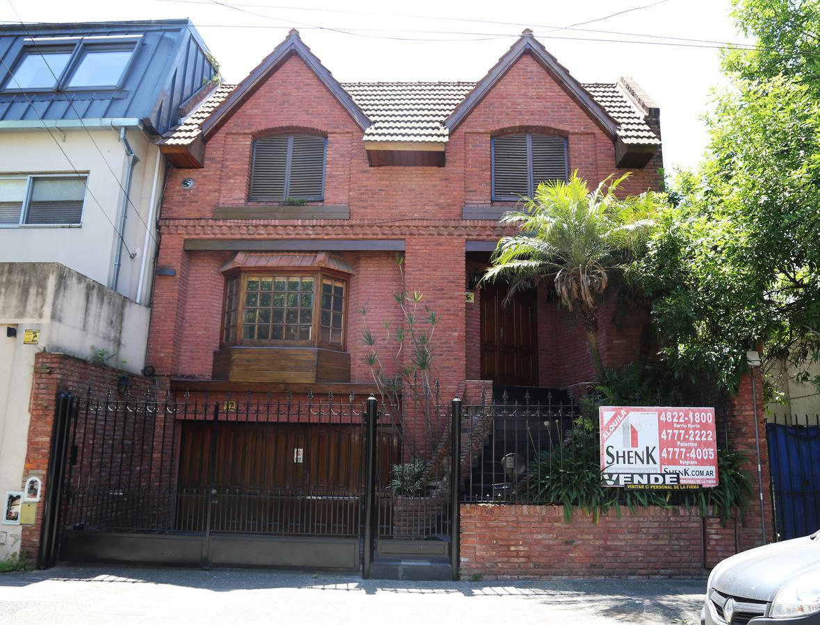 Foto Casa en Alquiler en  Belgrano ,  Capital Federal  HUSARES 1900