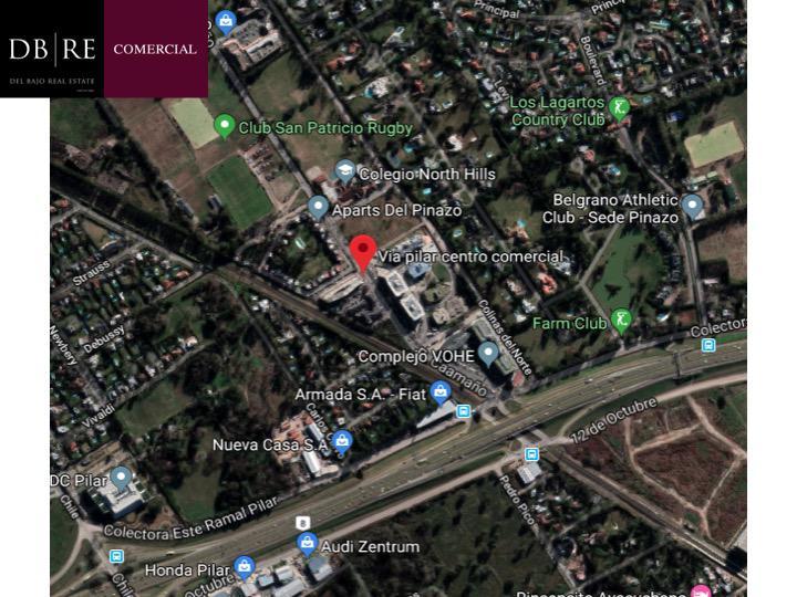 Foto Local en Venta en  Pilar ,  G.B.A. Zona Norte  Alquiler Oficina  Caamaño - Vía Pilar