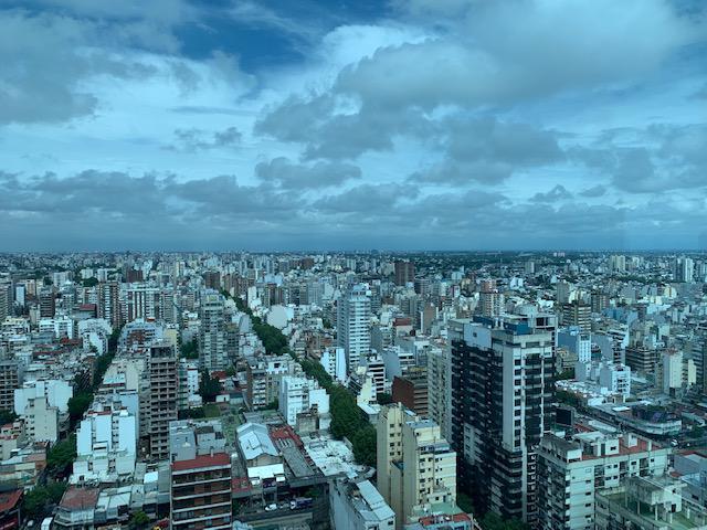 Foto Departamento en Alquiler en  Belgrano Barrancas,  Belgrano  Olazabal al 2200 - Torre Union