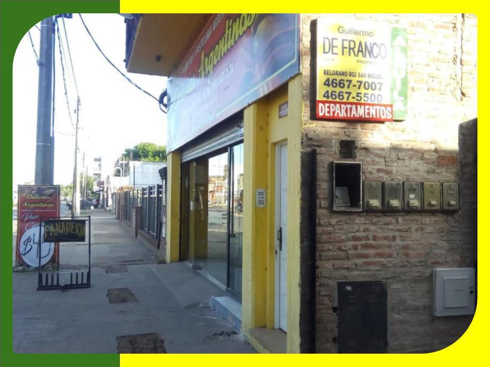 Foto Local en Alquiler en  San Miguel,  San Miguel  Perón 3275