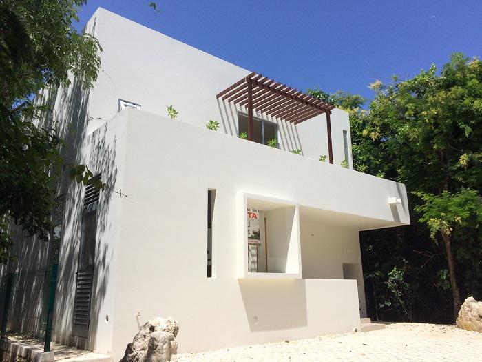 Foto Casa en Venta en  Solidaridad,  Playa del Carmen  Playa del Carmen