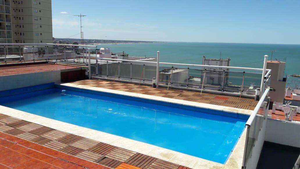 Foto Departamento en Venta en  Mar Del Plata ,  Costa Atlantica  Venta de gran monoambiente con amenities  en Mar del Plata Colon al 1300
