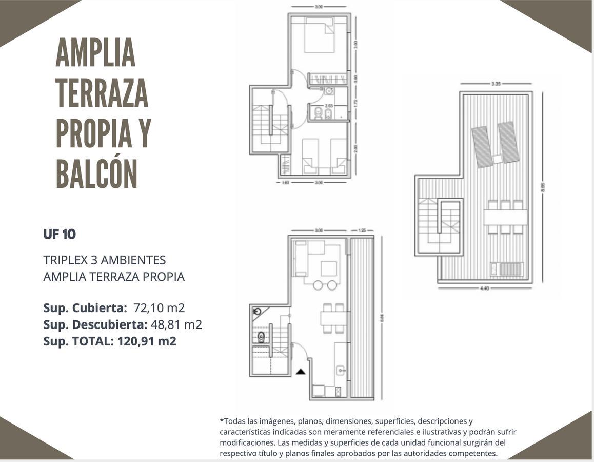 Foto Departamento en Venta en  Villa Urquiza ,  Capital Federal  La Pampa al 4500