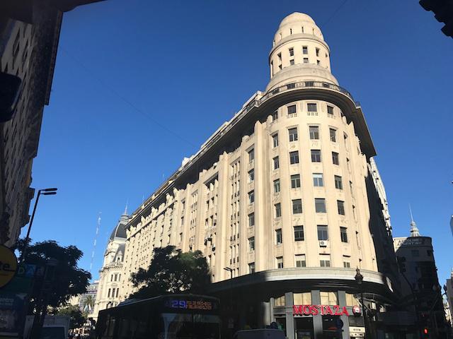 Foto Oficina en Alquiler en  Centro ,  Capital Federal  Presidente Roque Saenz Peña al 500